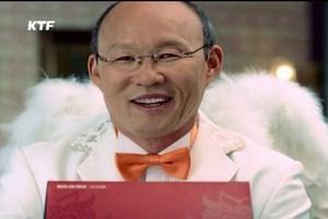 Clip quảng cáo cũ của huấn luyện viên Park Hang-seo gây sốt