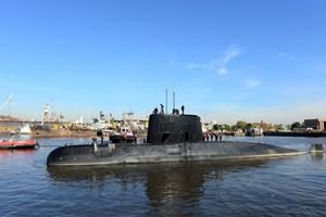 [Video] Argentina treo giải 4 triệu USD tìm tàu ngầm mất tích