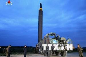 Mỹ có thể phản ứng đơn phương trước mối đe dọa từ ICBM của Triều Tiên