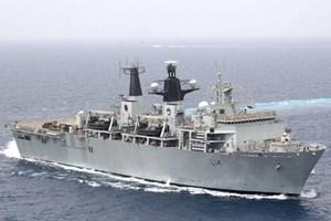 Anh điều thêm tàu chiến hỗ trợ thực thi trừng phạt Triều Tiên