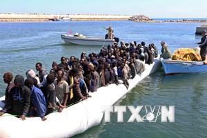 Hàng nghìn người bị các nhóm vũ trang giam giữ trái phép tại Libya