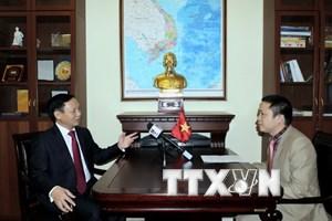 'Độ tin cậy chính trị cao tạo xung lực thúc đẩy quan hệ Việt-Nga'