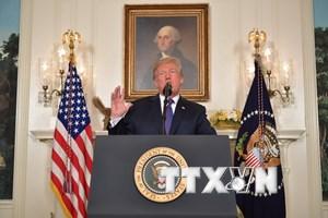 Tổng thống Donald Trump nêu lý do không thích Mỹ tham gia TPP