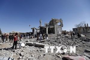 Yemen: Các cuộc không kích của Saudi Arabia làm 40 người thương vong