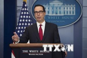 Mỹ cử quan chức cấp cao đến Trung Quốc đàm phán về thương mại
