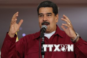 58% số cử tri Venezuela ủng hộ Tổng thống Nicolas Maduro