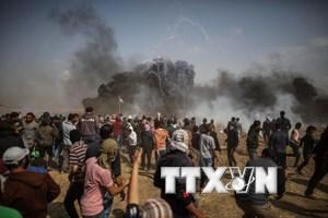Lực lượng an ninh Israel bắn chết 2 người Palestine ở Dải Gaza
