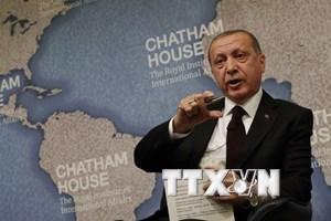 Israel: Tổng thống Thổ Nhĩ Kỳ là một chuyên gia khủng bố và tàn sát