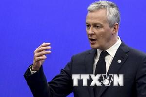 Pháp: EU có thể bồi thường cho các doanh nghiệp làm ăn với Iran