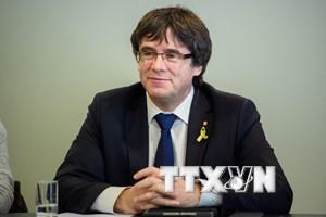 Cơ quan công tố Đức đề nghị dẫn độ cựu Thủ hiến Catalonia