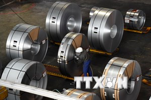 Nga và Nhật cảnh báo trả đũa việc Mỹ áp thuế nhập khẩu thép, nhôm