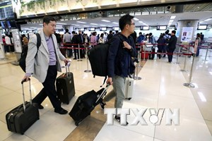 Các phóng viên Hàn Quốc bắt đầu đáp chuyến bay tới Triều Tiên