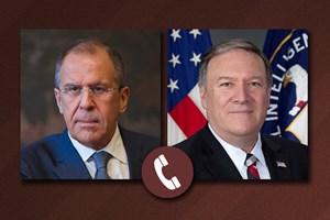 Ngoại trưởng Nga, Mỹ điện đàm về vấn đề Syria và Đông Ukraine