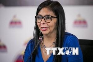 Tổng thống Venezuela chỉ định người giữ chức Phó Tổng thống