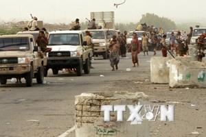 Mỹ khước từ đề nghị hỗ trợ quân sự từ UAE tại Yemen