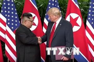 """Tổng thống Trump và nhà lãnh đạo Kim Jong-un có """"sự thấu hiểu lớn"""""""