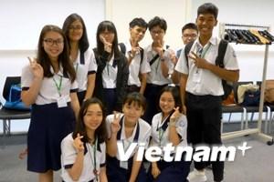 Việt Nam đang có gần 65.000 người tham gia học tiếng Nhật Bản