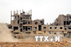 Tổng thống Iran cáo buộc Mỹ, Israel tiếp tay cho IS ở Syria