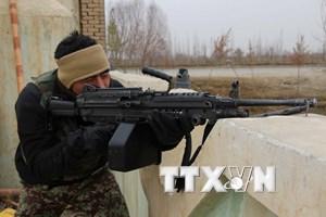 Afghanistan phá hủy thành trì chủ chốt của IS tại tỉnh Nangarhar