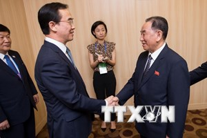 Triều Tiên hối thúc Hàn Quốc không nên do dự về hợp tác liên Triều