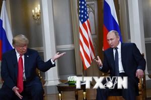 Dư luận Nga ca ngợi ông Putin và thông cảm với ông Trump