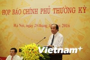 [Video] Bộ trưởng Mai Tiến Dũng lên tiếng về vụ ông Vũ Huy Hoàng