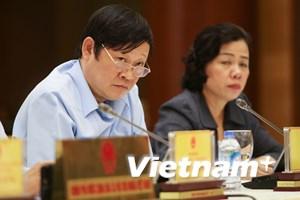 Bộ Y tế phản hồi về thông tin em chồng bộ trưởng làm ở VN Pharma