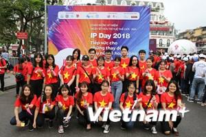 [Video] Toàn cảnh Ngày Sở hữu trí tuệ Thế giới 2018 tại Hà Nội