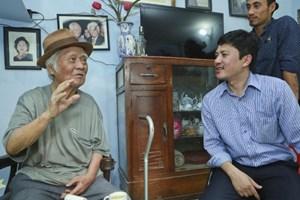 Ban tổ chức giải Cống hiến mừng nhạc sỹ Nguyễn Văn Tý 90 tuổi