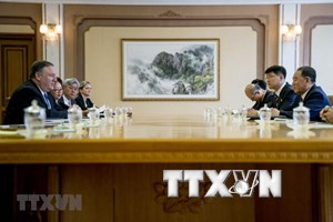 Ngoại trưởng Mỹ khẳng định đối thoại với Triều Tiên rất hiệu quả