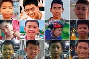 [Photo] Nhìn lại chiến dịch giải cứu đội bóng Thái Lan qua ảnh
