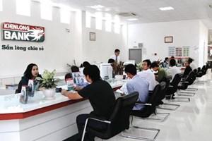 Tổng tài sản của Kienlongbank tăng 9,63% trong năm 2015