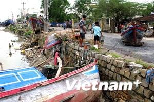 Số người thiệt mạng do bão số 11 lên 90 người