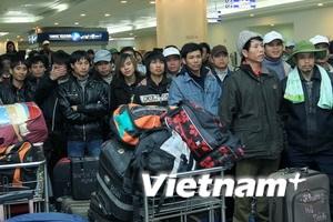Toàn bộ lao động ở Libya sẽ về Việt Nam vào 9/3