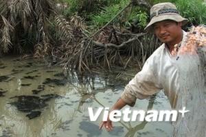 Nông dân Đồng Nai đầu tiên nộp đơn kiện Vedan