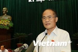 Phó Thủ tướng đăng đàn trả lời chất vấn Quốc hội
