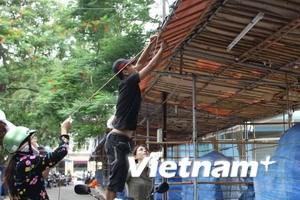 Bão số 1 cách bờ biển Hải Phòng-Thanh Hóa 180km