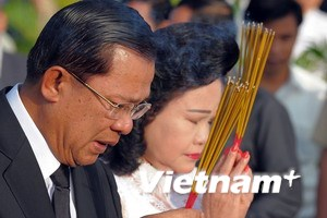 Campuchia tổ chức quốc tang nạn nhân thảm họa