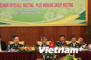 Quan chức quốc phòng ASEAN mở rộng họp ở Đà Lạt