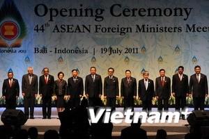 ASEAN muốn xong hướng dẫn thực thi DOC ở Bali