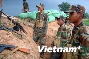 Campuchia rút 1.500 quân khỏi biên giới tranh chấp