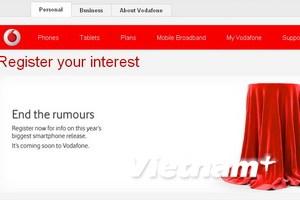 """Chán tin đồn về iPhone 5, Vodafone """"đánh bài ngửa"""""""
