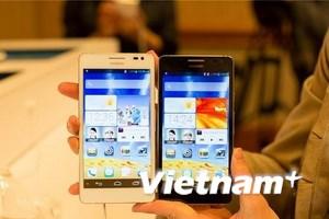 Huawei trình làng hai mẫu phablet đặc biệt mới