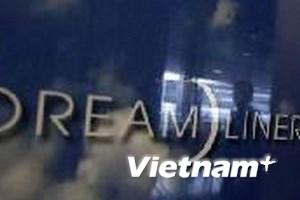 Dreamliner lại sự cố