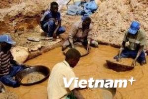 Sập mỏ vàng ở Darfur làm hơn 60 người thiệt mạng
