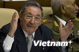 Ông Raul Castro đã được bầu làm Bí thư Thứ nhất
