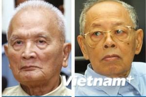 Chân dung bốn tên đầu sỏ của Khmer Đỏ bị xét xử
