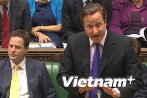 """Thủ tướng Anh """"tiếc"""" vì sử dụng biên tập viên NoW"""