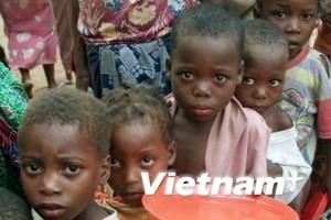 LHQ bắt đầu cầu hàng không viện trợ cho Somalia
