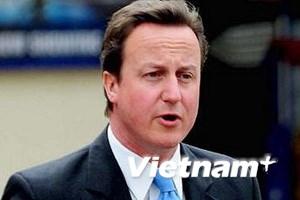 Thủ tướng Anh ủng hộ nhà nước Palestine độc lập